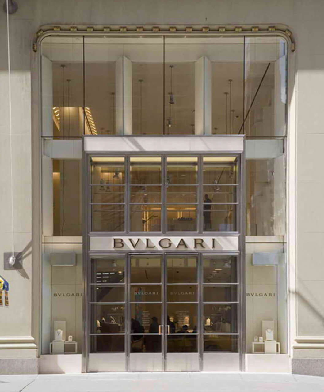 Bulgari on view