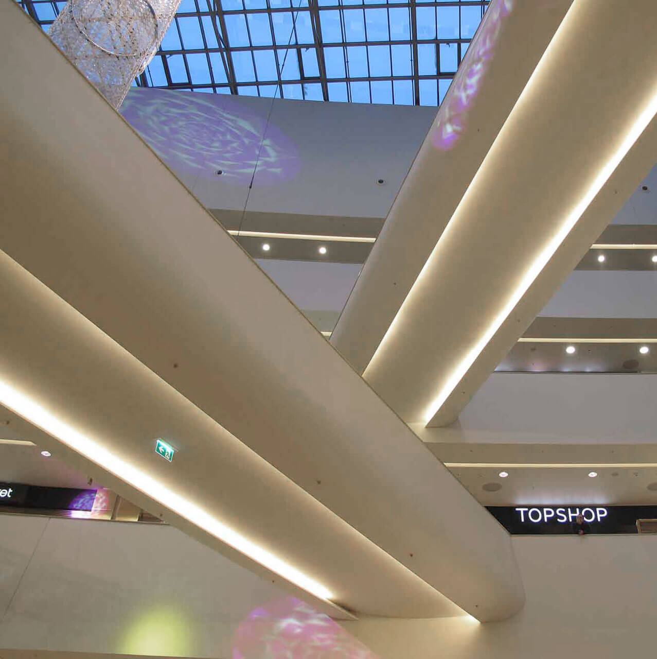 Galeria Mall shopping complex