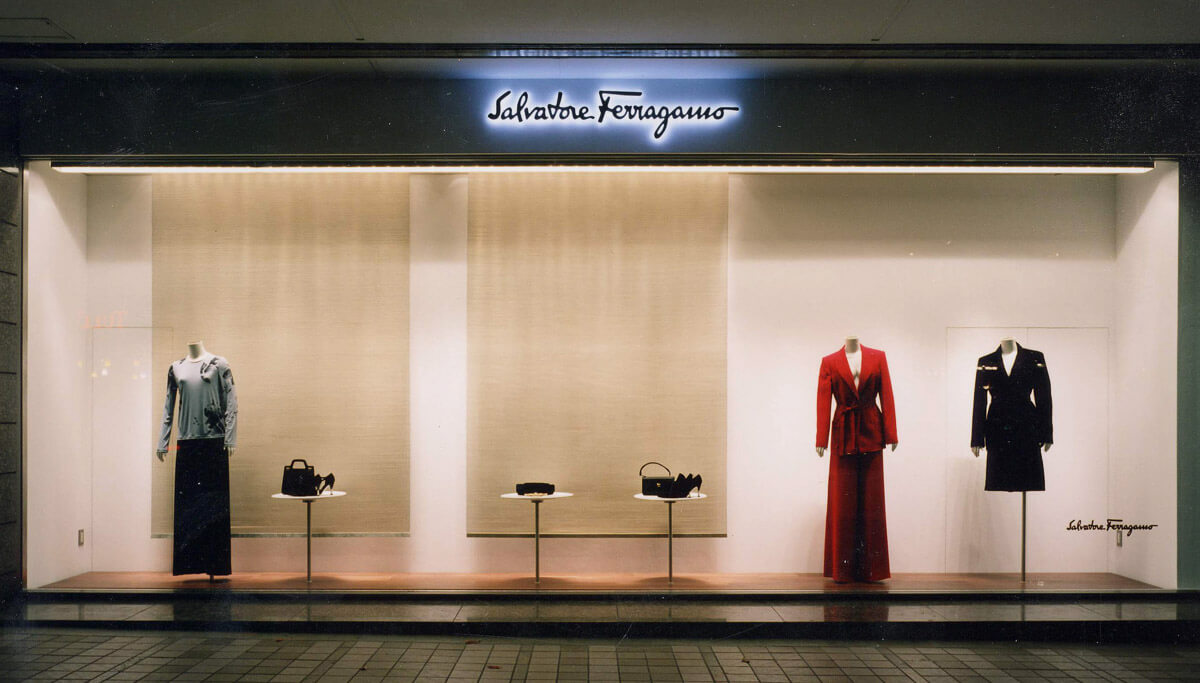 Ferragamo across the globe