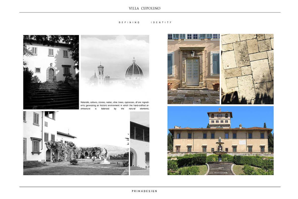 Villa Cupolino - Prima Design