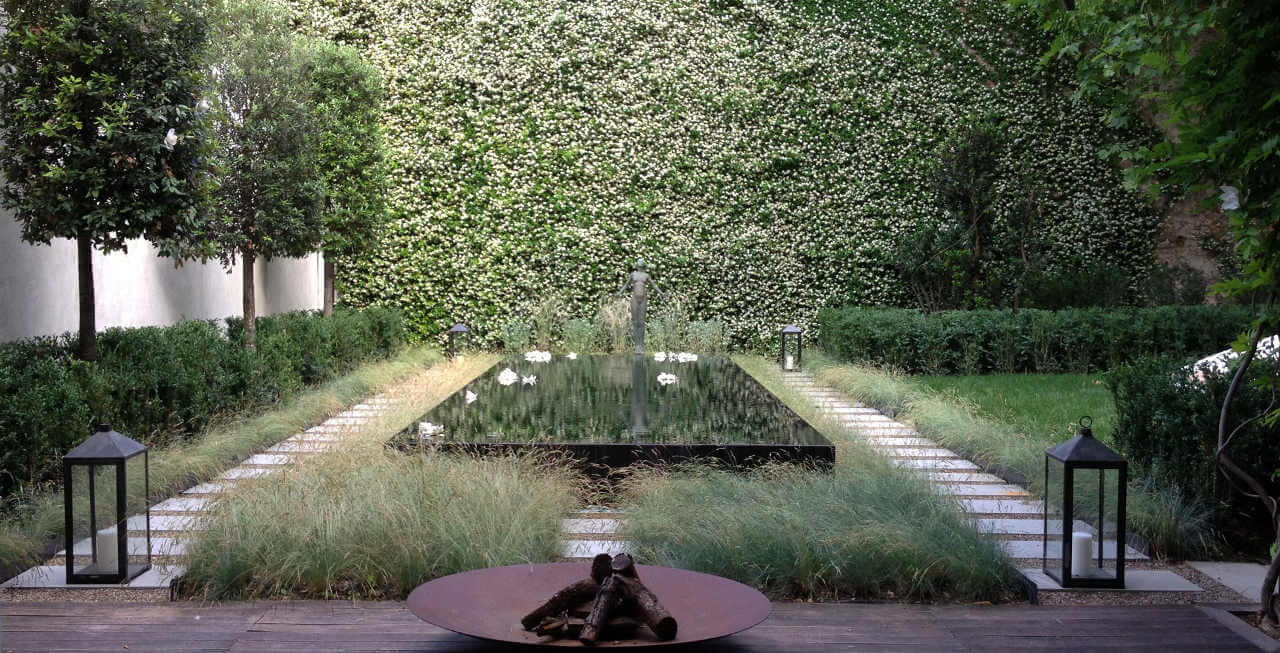 Garden in Florence - Prima Design